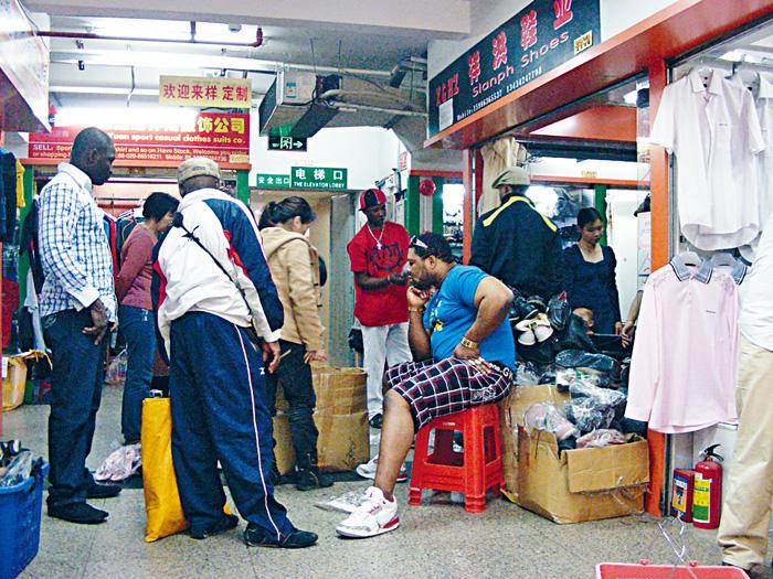 ■深圳打擊「三非」外國人。資料照片