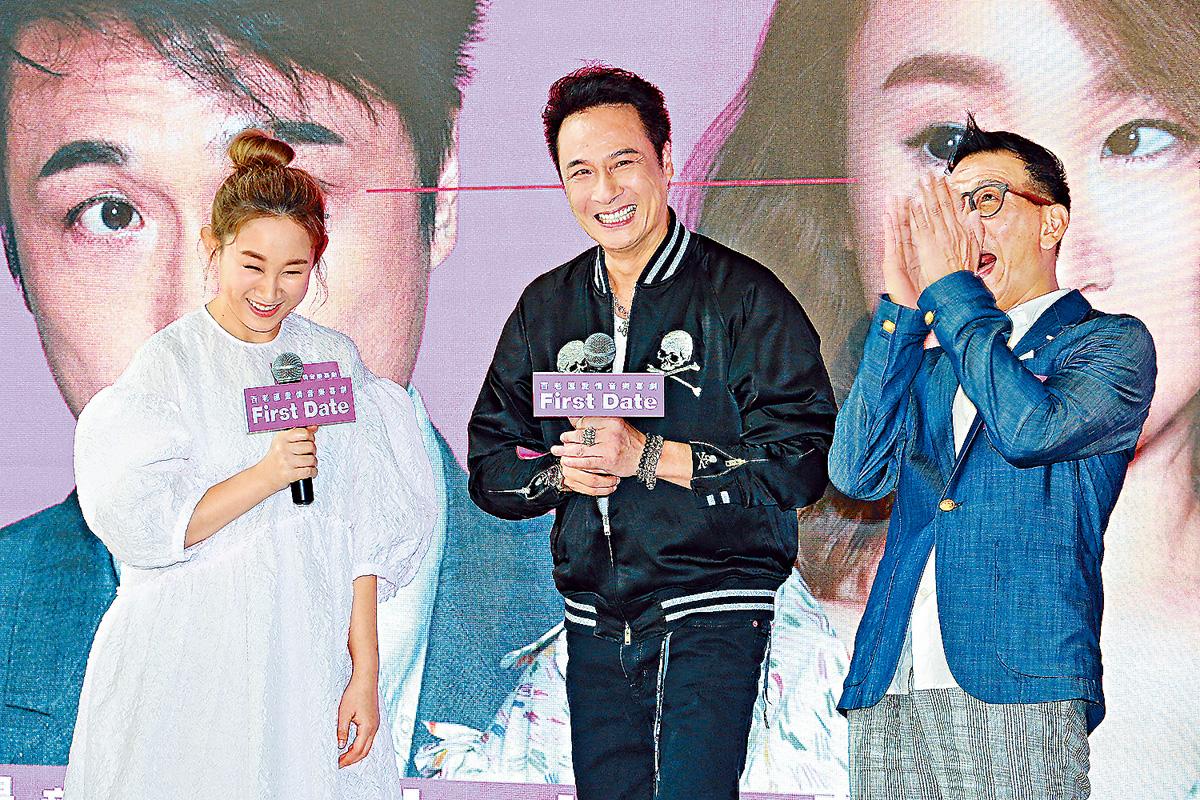 ■Ivana身兼音樂劇演員、監製及劇本翻譯,加上兩大好戲之人吳鎮宇、袁富華助陣,令人期待。