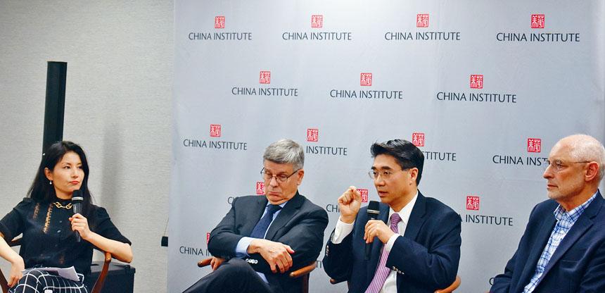 來自中美兩國的專家就五四運動及其對當今中國的意義展開討論。