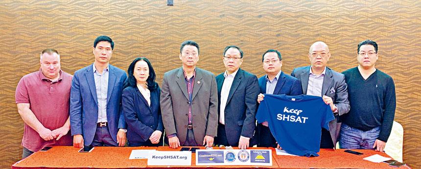 多個團體呼籲華人社區人士踴躍參加10日舉行的聽證會。