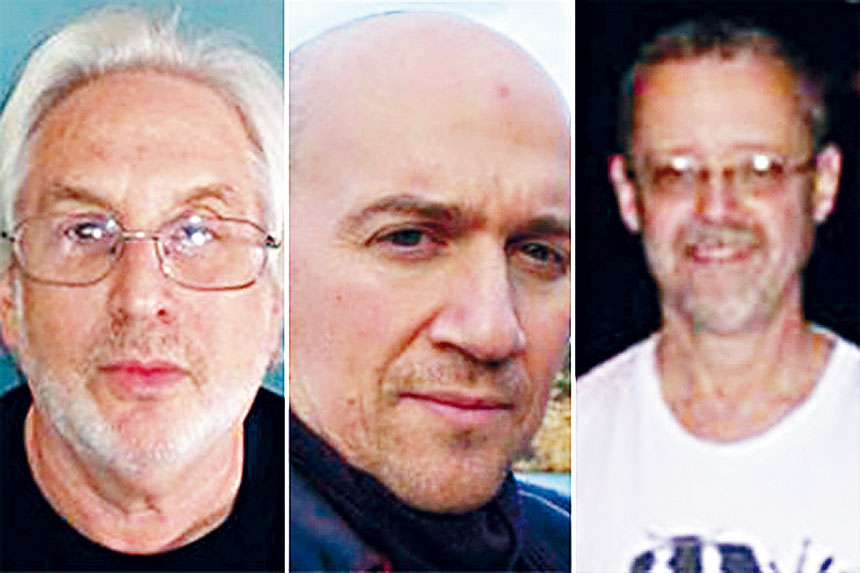 據悉將被解僱3人分別為斯普特、馬庫斯及柯蒂斯。網上圖片