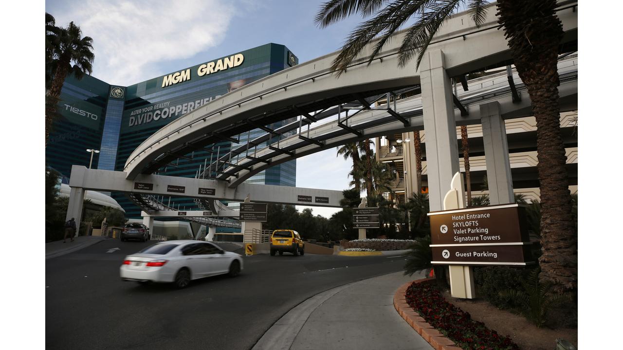 MGM再裁員557人,多為管理職位。Las Vegas Now