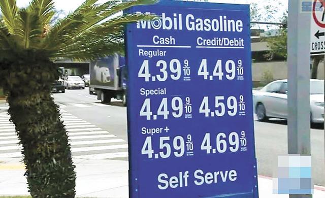 加州機構表示,高油價很可能是因為零售商操控市場所致。abc 7