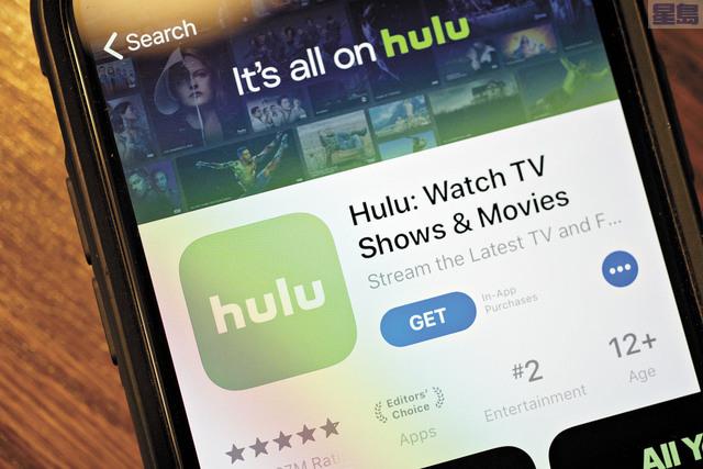Hulu的訂閱用戶為2500萬,低於奈飛美國地區5800萬的用戶數量。彭博社