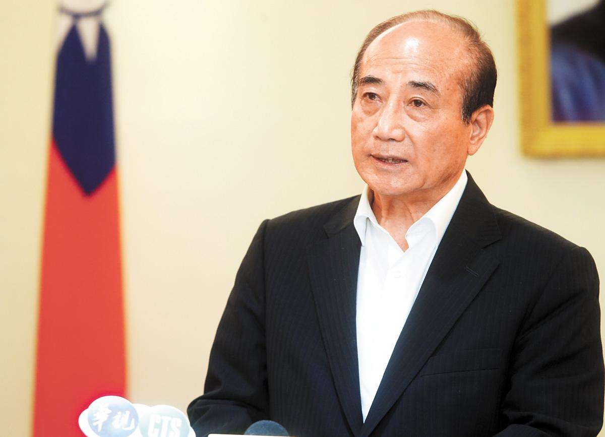 國民黨總統提名特別辦法通過,王金平表示不能認同。中央社