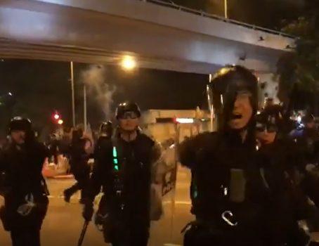 【逃犯條例】商台對警方阻撓記者採訪深表遺憾 語言暴力應受譴責