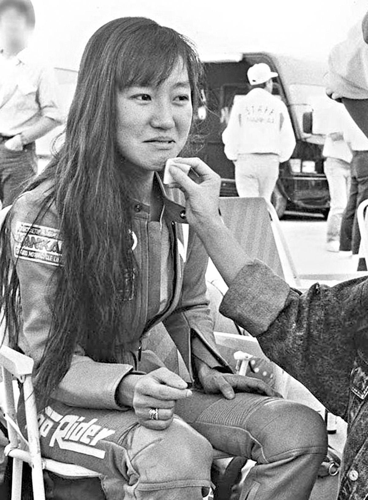■中森明穗上月27日因併發症病逝,終年52歲。