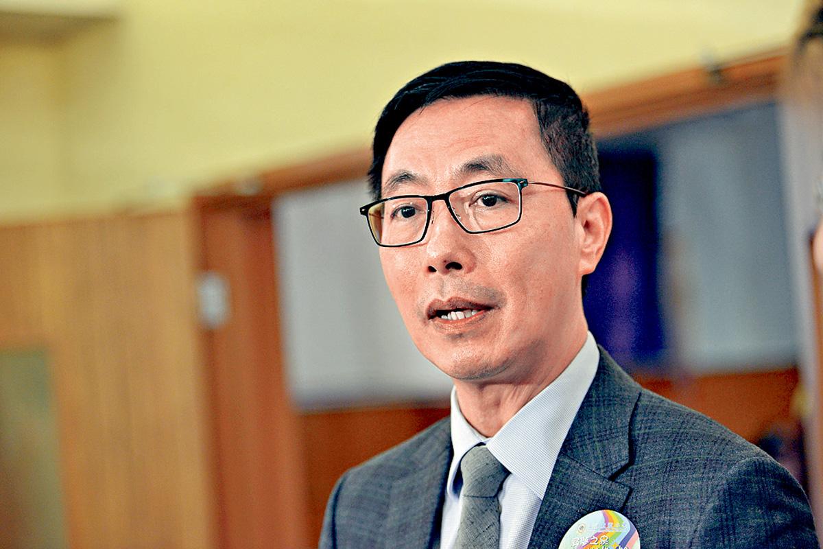 教育局局長楊潤雄(圖)