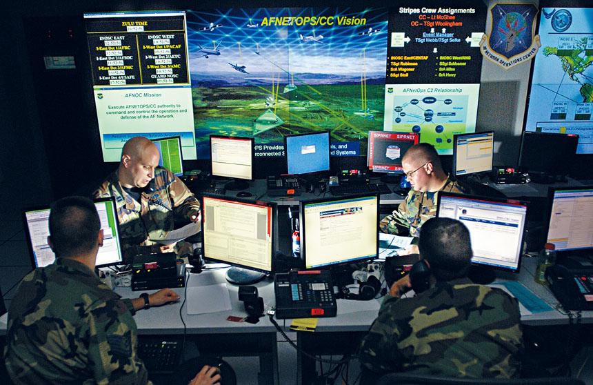 《紐約時報》較早前報道,國防部屬下的網戰司令部,過去一年加劇攻擊俄羅斯的電力網路系統。    網戰司令部圖片