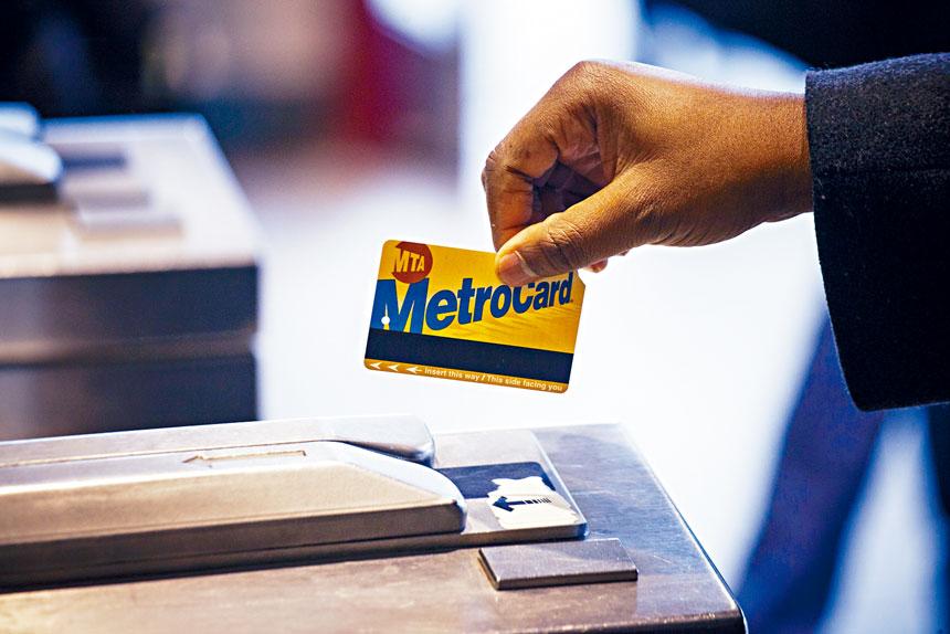地鐵逃票問題嚴重,MTA稱造成慘重損失。Michael Nagle/紐約時報明說明