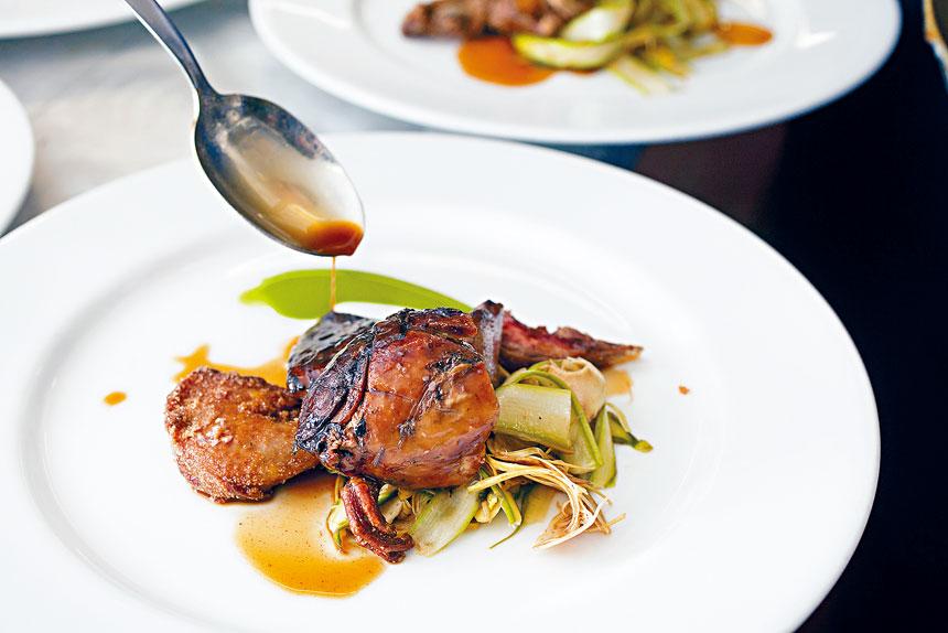 鵝肝禁令除了影響高級餐廳之外,鴨鵝農場也將大受影響。Craig Lee/紐約時報