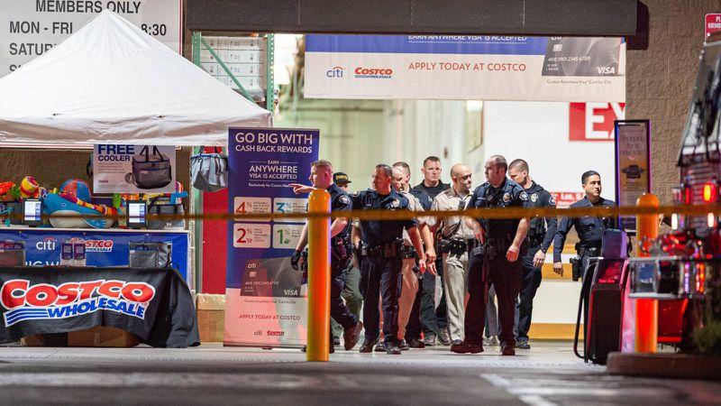科羅納市好市多發生槍擊案,造成一死三受傷。洛杉磯時報