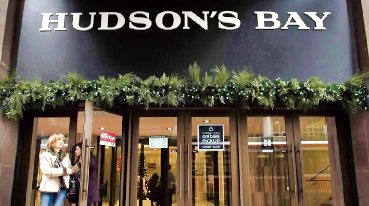 ■一些機構投資者對Hudson's Bay失去信心。CBC