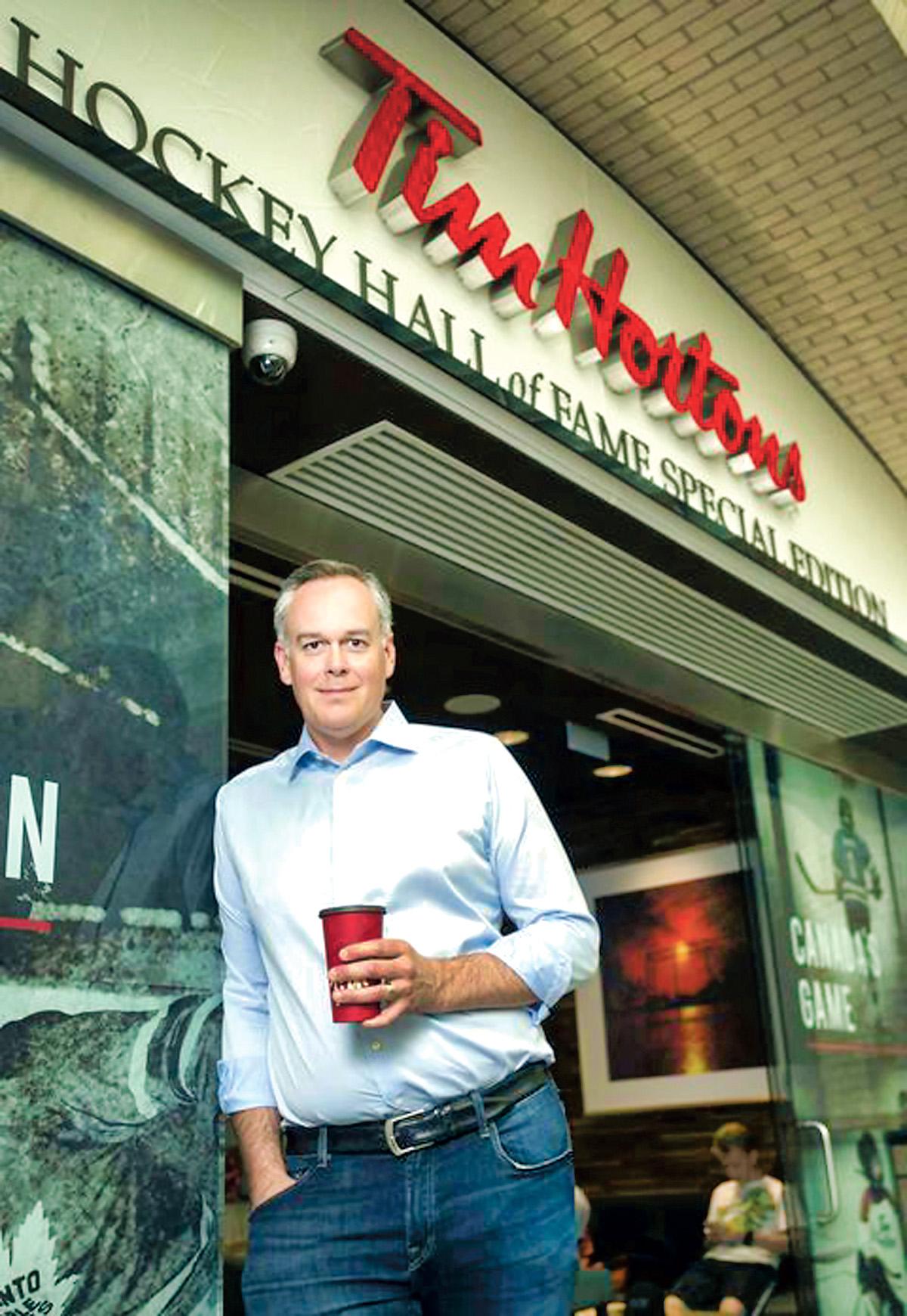 ■RBI企業總監富爾頓表示,集團旗下的Burger King、Tim Horton's及Popeyes,均擁有其獨特的市場身份及公司文化。星報