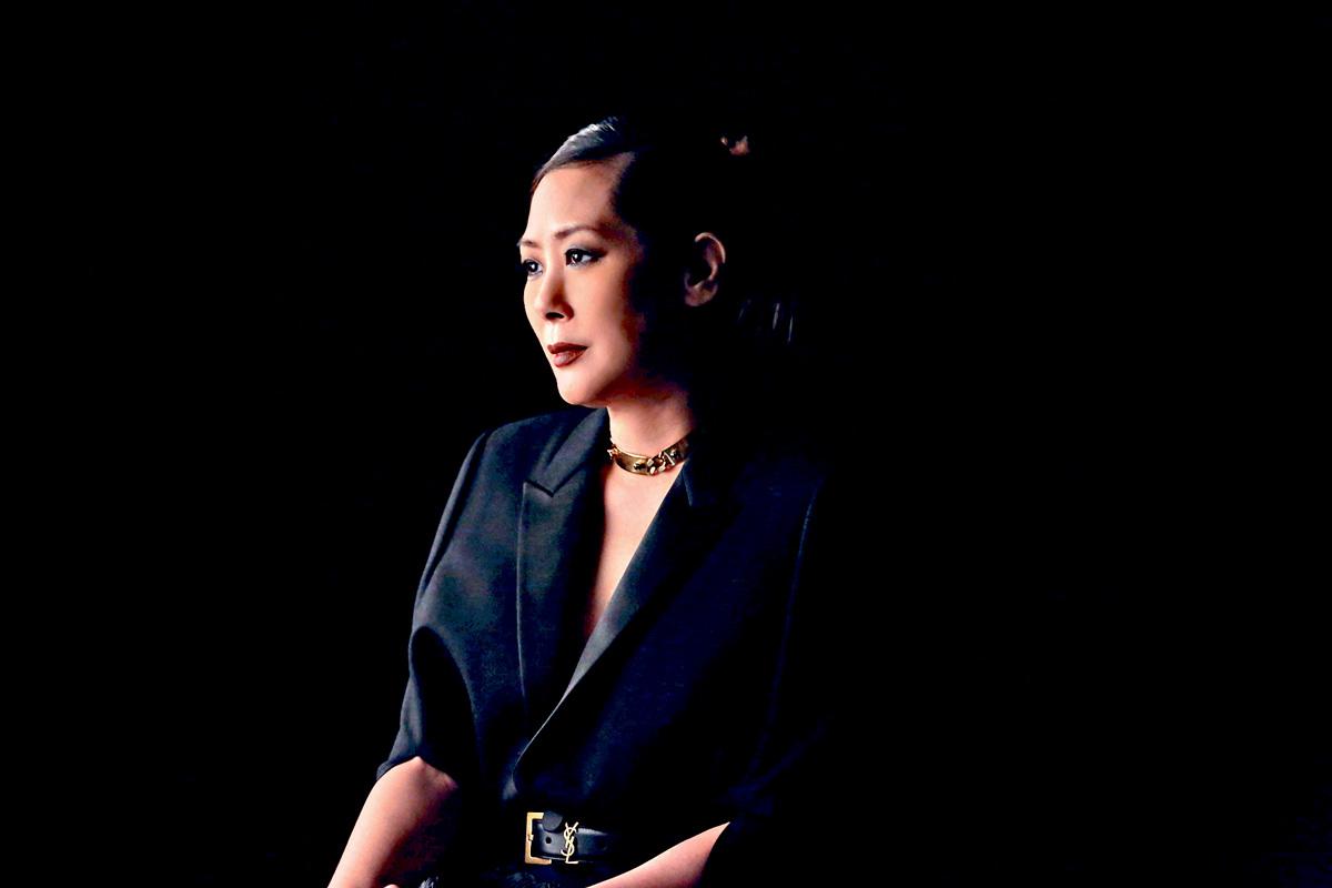 ■關淑怡重新演繹30年前出道的第一首歌《叛逆漢子》。