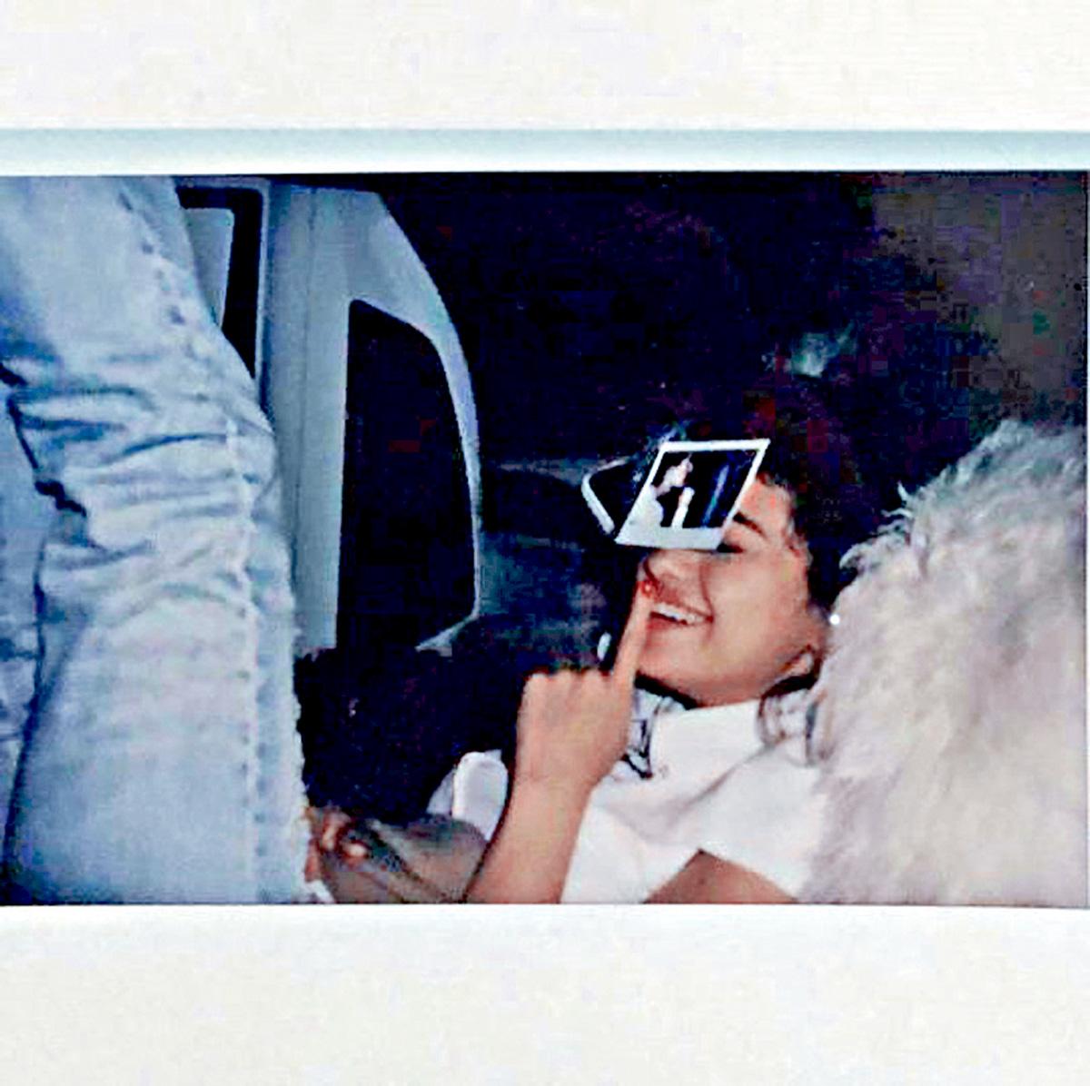 ■Selena被發現刪去去年祝賀舊愛小Justin生日的照片。