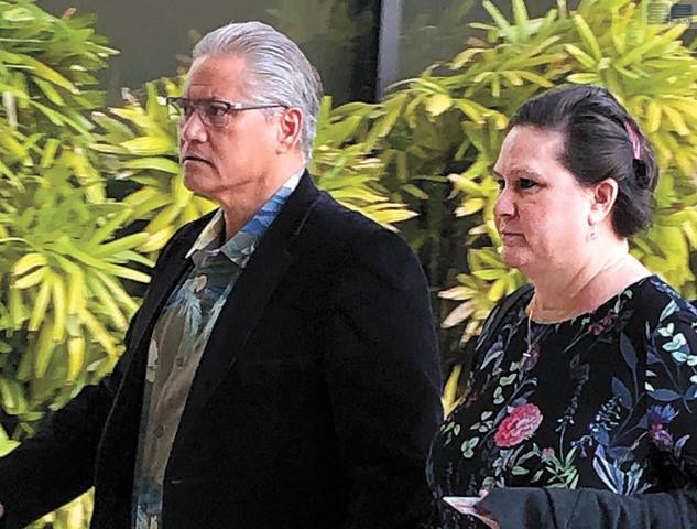 基洛哈夫婦案將於17日繼續審訊。美聯社資料圖片