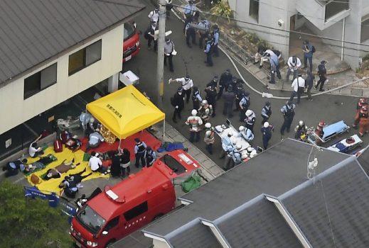 京都動畫公司縱火案增至33人死亡 疑犯被捕怒斥「抄襲」