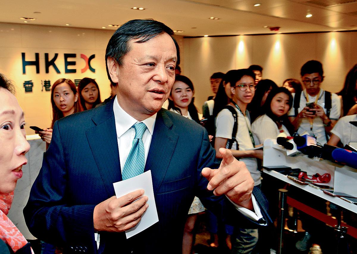 李小加認為,香港應該要跳出當前的模式,「拒絕絕望、拒絕悲觀」。黃頌偉攝