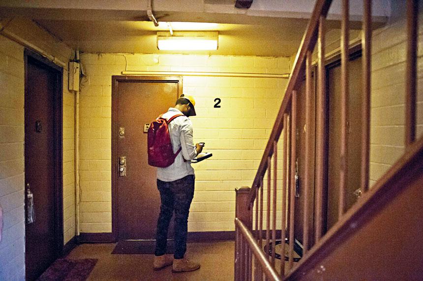 聯邦監察員報告狠批市房屋局存在嚴重問題。Kholood Eid/紐約時報