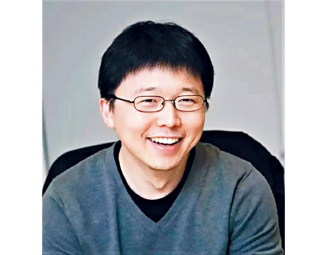 青年華裔科學家張鋒。檔案圖片