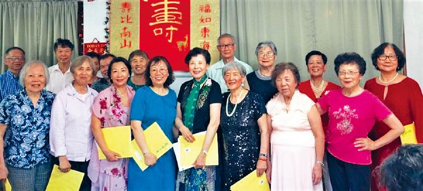 樂趙令瑜老師歌唱組。