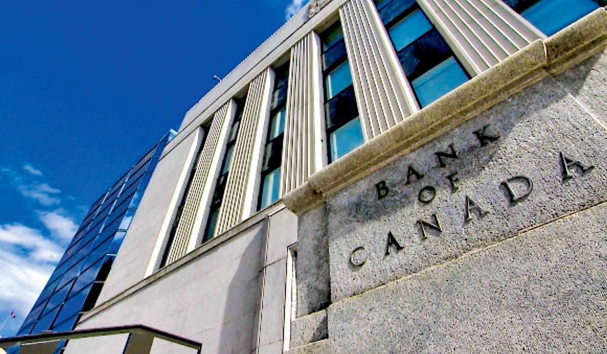 ■加拿大中央銀行宣布維持利率不變,基準利率維持在1.75厘的水平。CTV