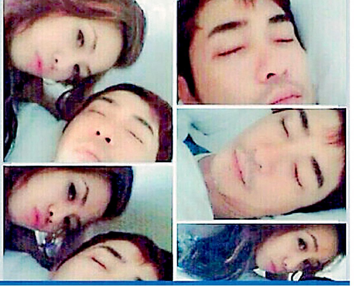 ■姜至奐5年前曾被一名菲律賓人妻公開牀照。