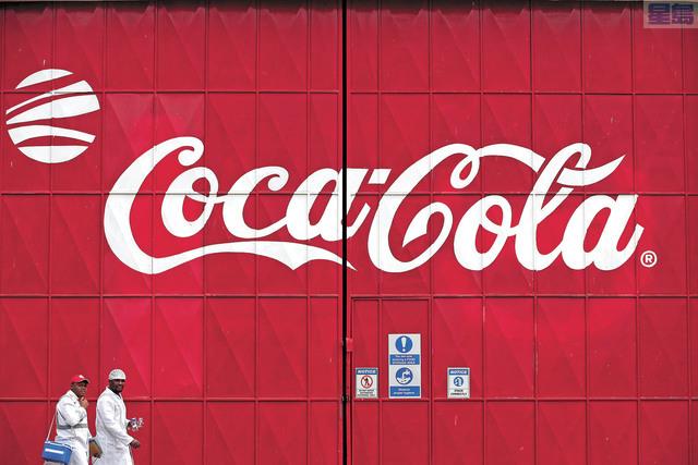 在全球碳酸飲料市場銷量連續多年下滑的趨勢下,可口可樂加速轉型。路透社資料圖片