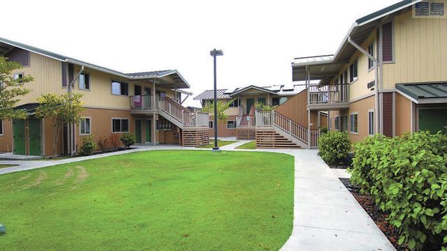 圖為夏威夷縣Ulu Wini公屋。 資料圖片