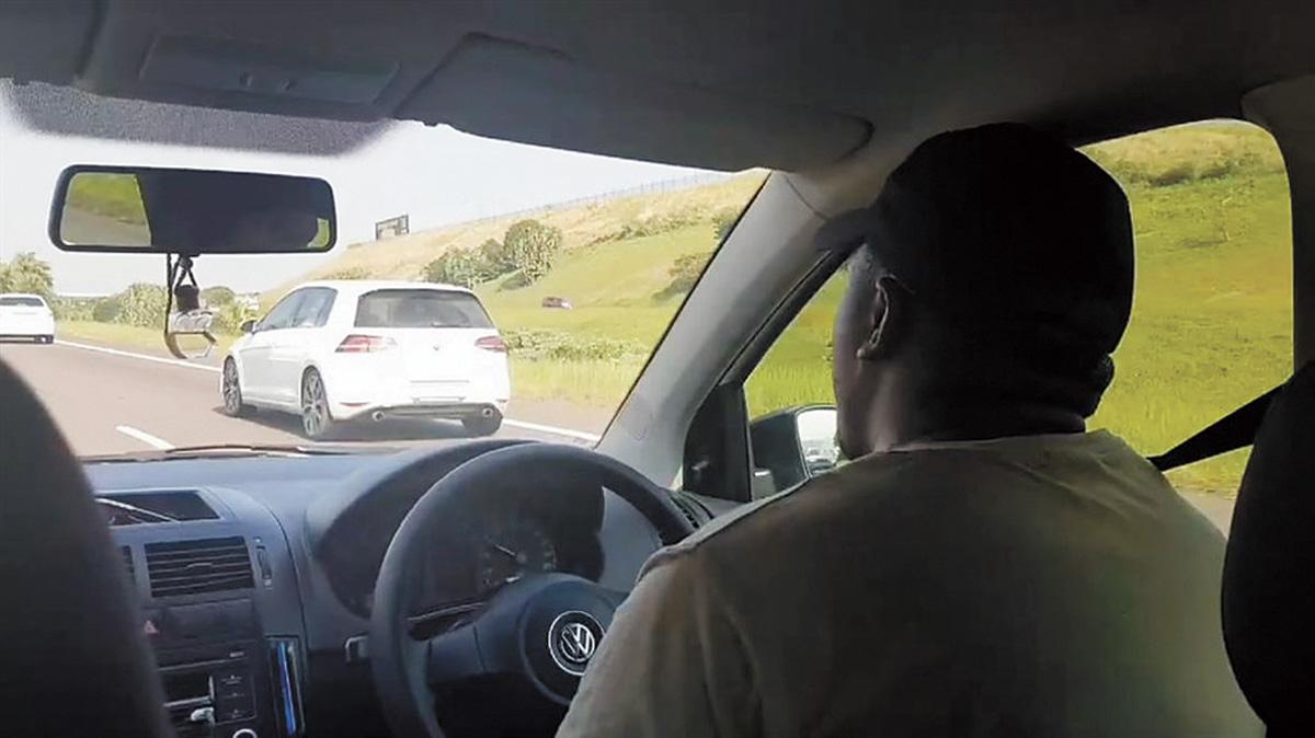 南非一名Uber司機熱衷於為乘客演唱歌劇獨唱曲。網上圖片