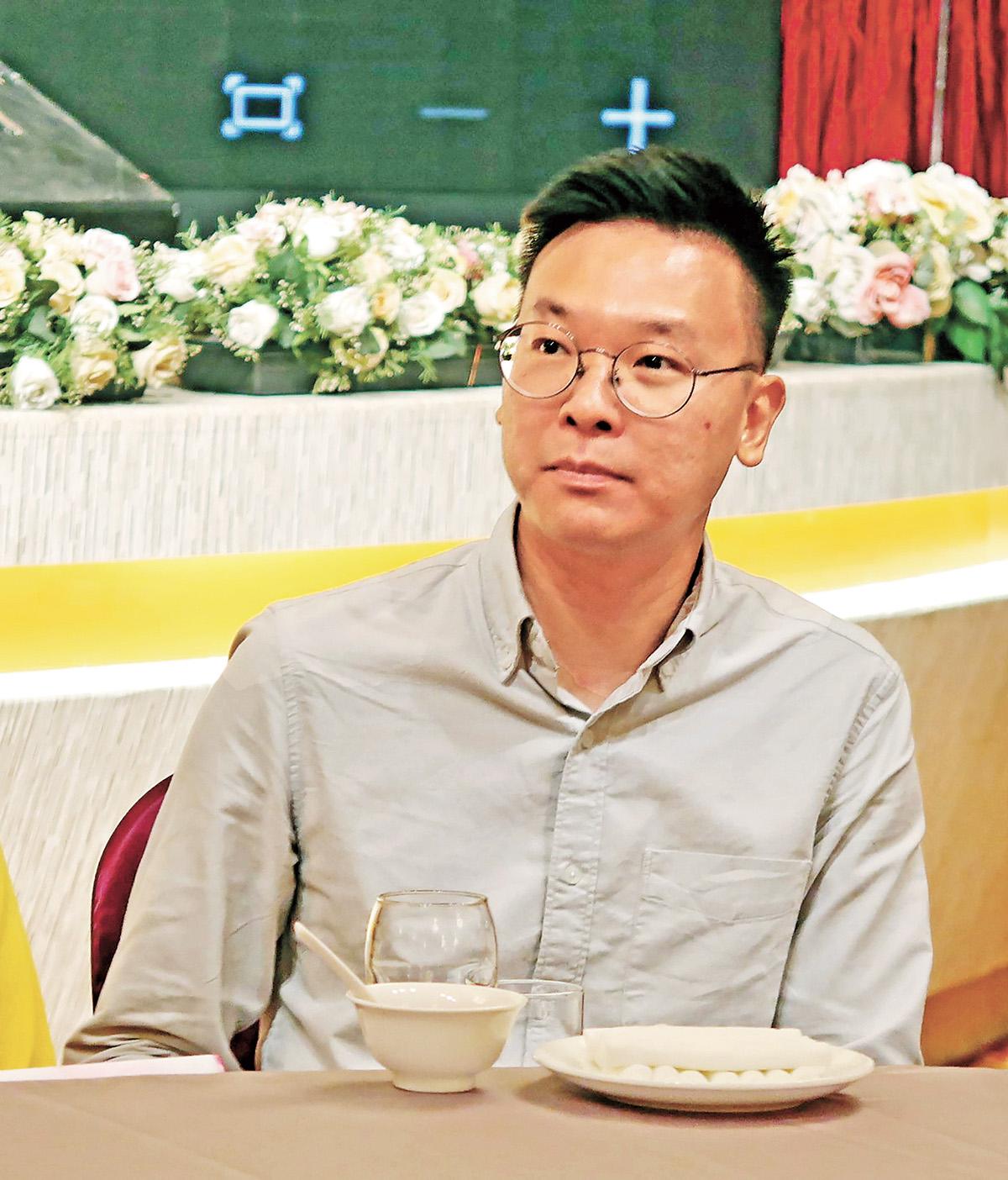 太陽花學運領袖林飛帆傳出將接任民進黨副秘書長。 中央社