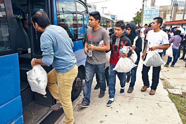 據特普政府宣布的新政策,移民官員無需經過移民法官作出裁定,就可以快速遞解在美居住不足兩年的無證客。美聯社