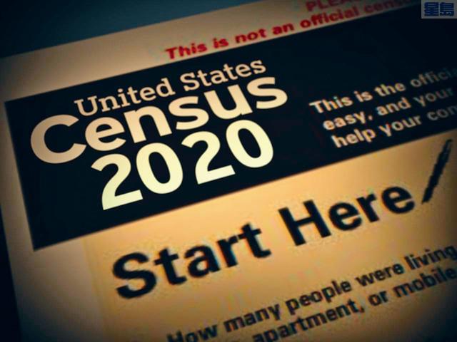 ■聯邦法庭正式頒令,禁止普查詢問公民身分。 網上圖片