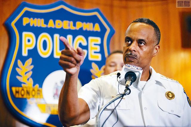 費城警務處長羅斯表示,很多言論已違反人類文明的基本原則,他對貼文感到憤怒及失望。美聯社