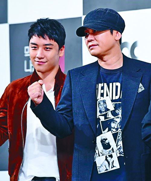 勝利與梁鉉錫今年因多項罪案而接受調查後,再被加控非法賭博等。