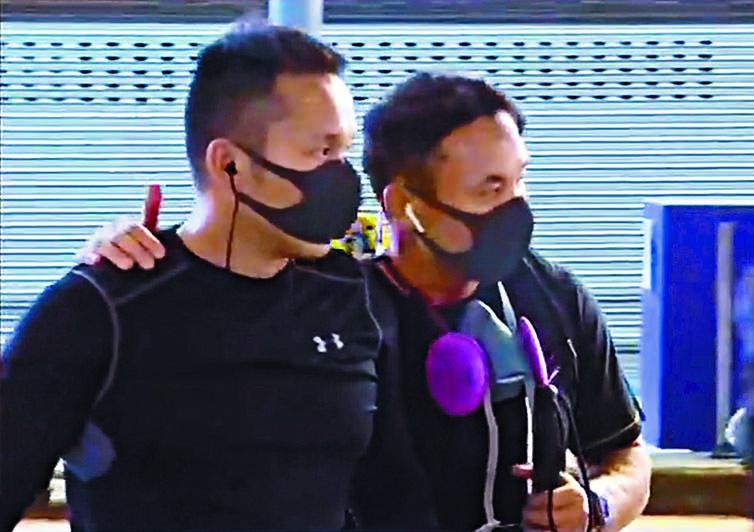 警方承認派員喬裝,以卧底行為拘捕核心暴力示威者。