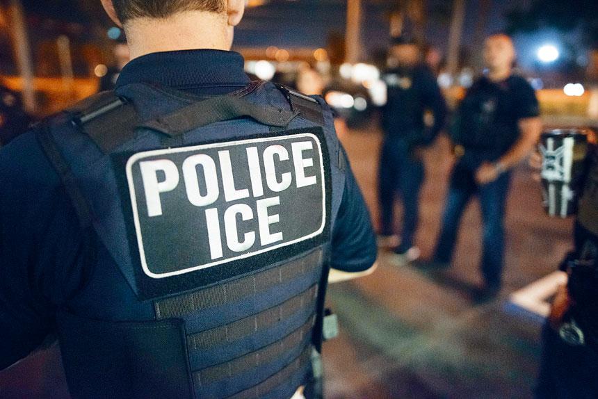 ICE過去一年內近3000次要求延長扣留移民人士的時間。ICE Flickr圖片