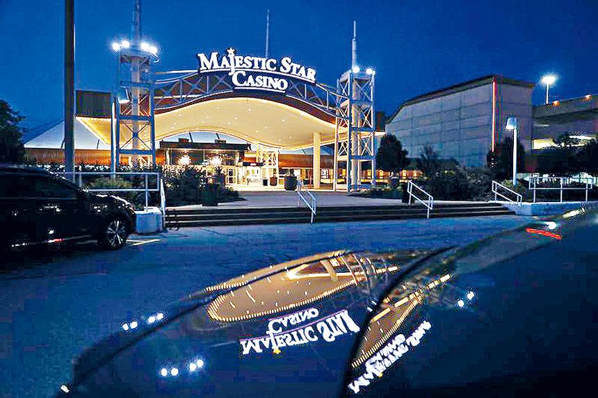 幸運星賭場也是印第安那州的賭場之一,不少芝加哥的華裔也喜歡到那邊試試手氣。