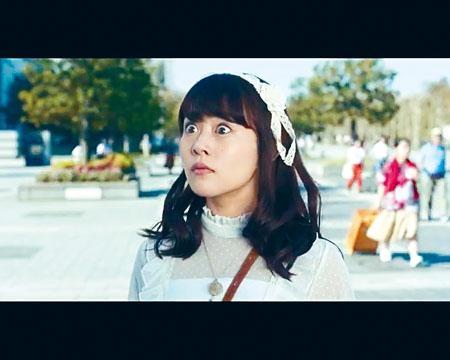 高畑充希在新片中扮演宅女,更以Lolita打扮示人。