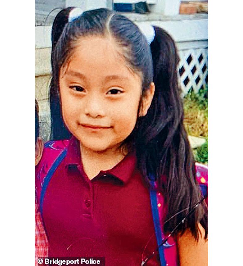 當局目前正在尋找失蹤女孩阿拉維斯(Dulce Maria Alavez)。布里奇頓警務處圖片
