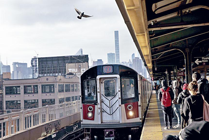 大都會捷運局的勞資合同已於今年5月到期。Damon Winter/紐約時報