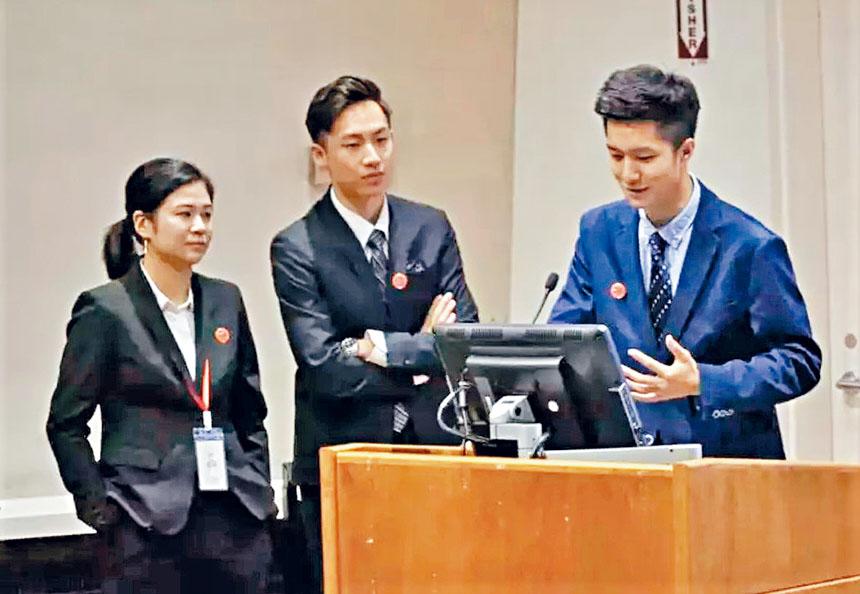 BUCSSA學生會幹部每年都精心策劃新生宣講會。檔案圖片