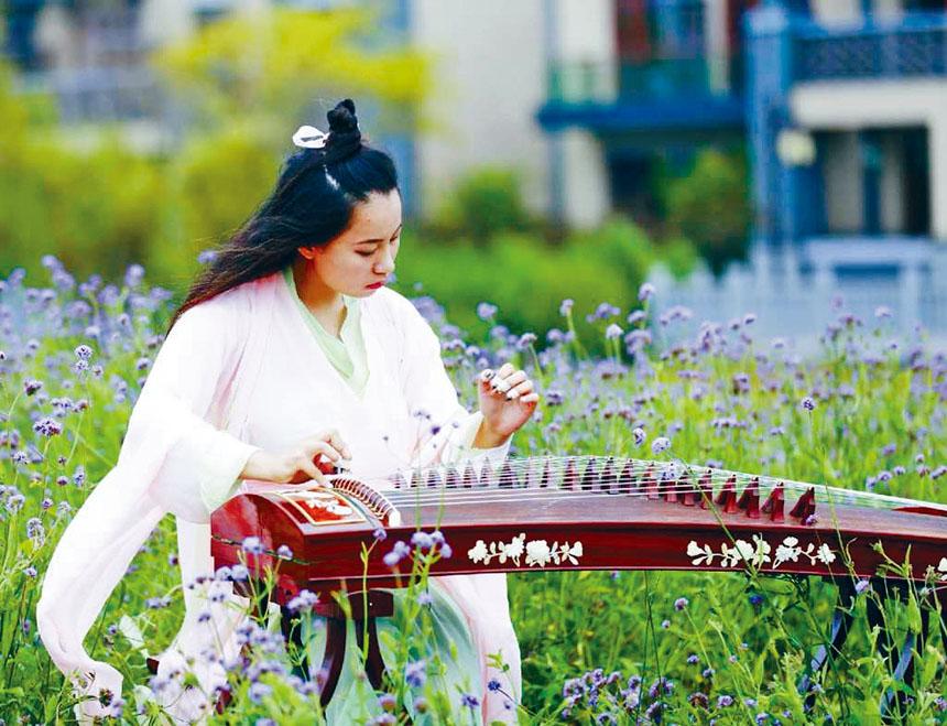 「陳凱茜古箏獨奏音樂會」9月7日舉辦。