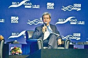 許亮華指出,港鐵財務穩健,運作理想,相信惠譽舉動對融資成本影響不太大。