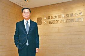 王天義表示,今次設立香港研究院,集團看好香港擁有高度國際化平台,及吸納海外人才的優勢。