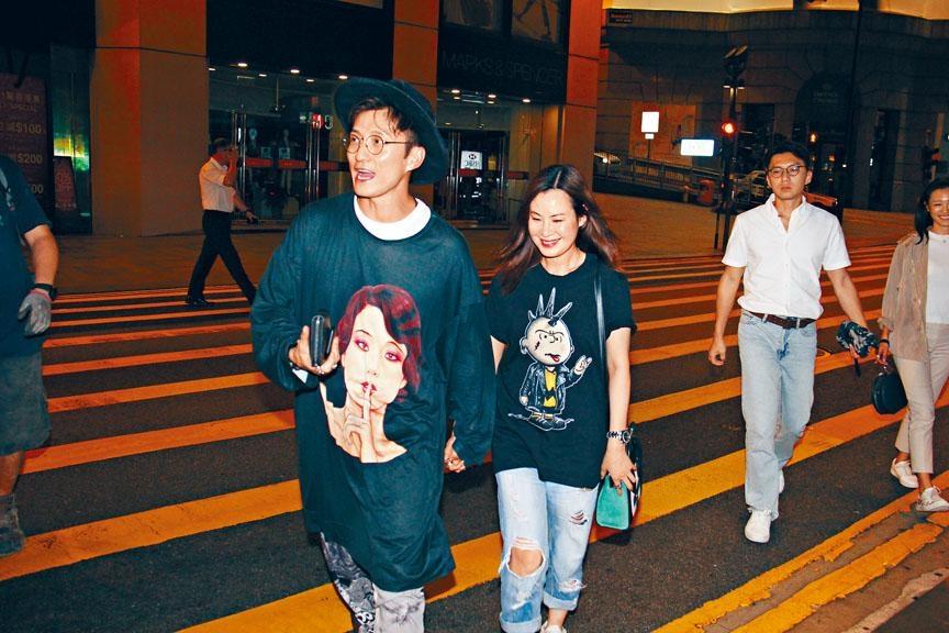 山聰與女友終決定結婚。