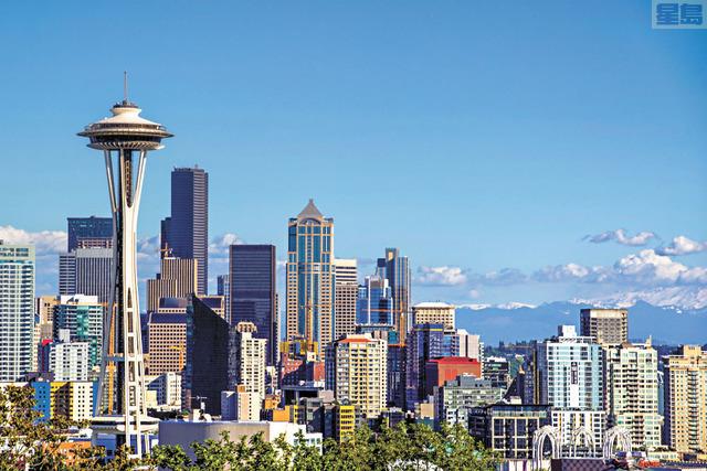 西雅圖地產市場近一年出現放緩跡象。資料圖片