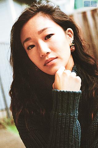 華裔演員朱薇安。受訪者提供