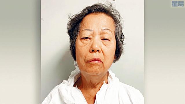 ■案中被告是73歲的韓裔吳千容,已被控一級及二級謀殺罪。    警方圖片